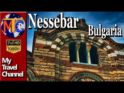 The Ancient City Of Nessebar ✔