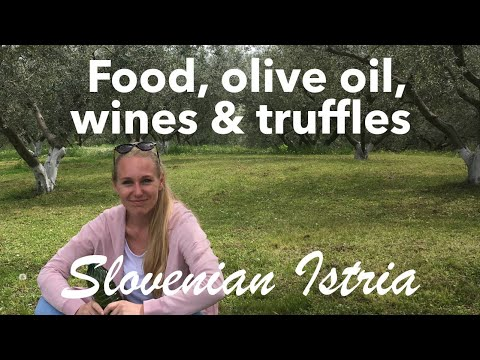Slovenian Food Istria - Dishes to try in Piran, Koper, Izola