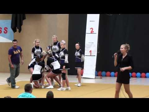 Funky Fairies Basket Toss, die 2te (Perleberg 2011)