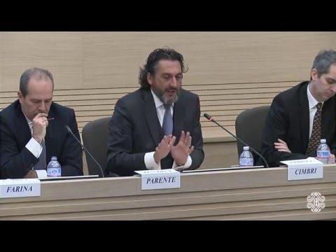 Come gestire la comunicazione su Solvency II - Conferenza IVASS 2016
