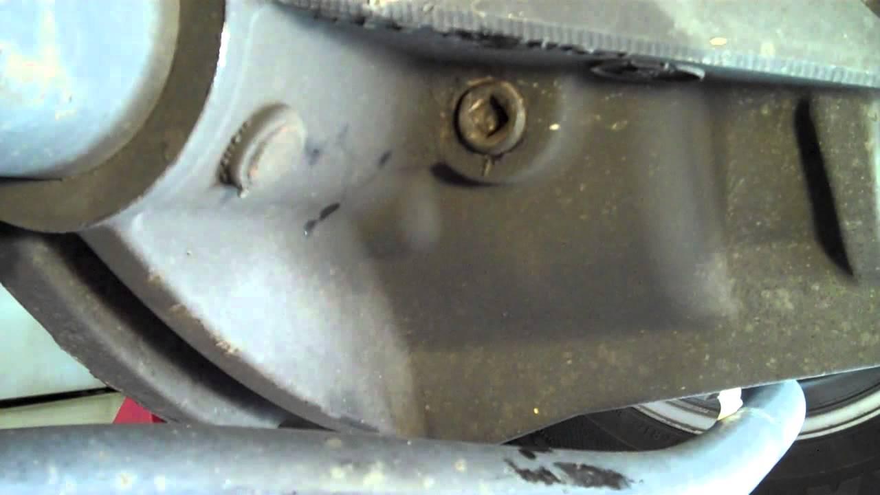 Differential Fluid Change Gmc Envoy  Chevy Trailblazer