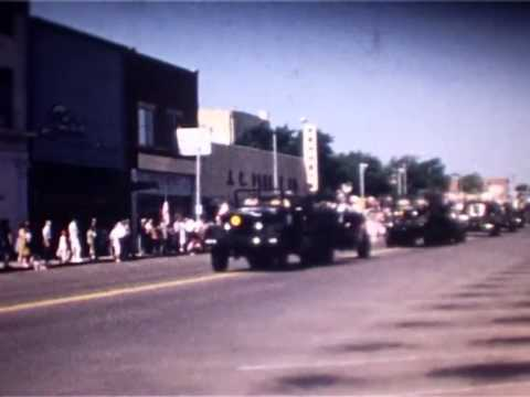 Armed Forces Day Parade 1964 Lawton - Oklahoma