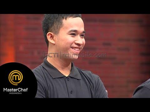 Hah!!! Sushi Dragon Ball? [ Master Chef Indonesia Session 4 ] [ 09 Agustus 2015 ]