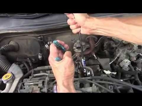 Change 97 Lexus Fuel Pressure Damper Youtube