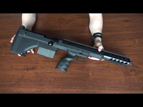 (Airsoft) Unboxing the SRS A1 Silverback