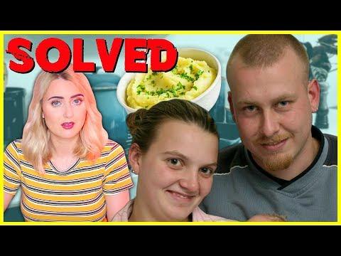 SOLVED NO BODY: The Mashed Potato Killer