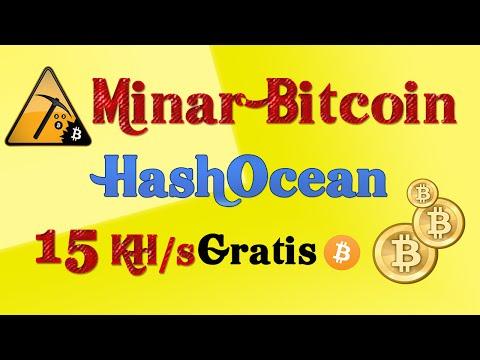 Como Ganar Bitcoins Minando Rapido Y Facil 15KH/s Gratis