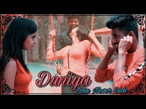 Duniya (Luka Chuppi) - Akhil & Dhvani Bhanushali -Heart Touching Love Story 2019- Lillyfuns