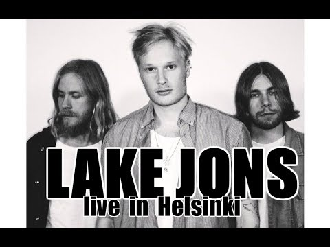 LAKE JONS - LIVE IN HELSINKI (ART GOES KAPAKKA)