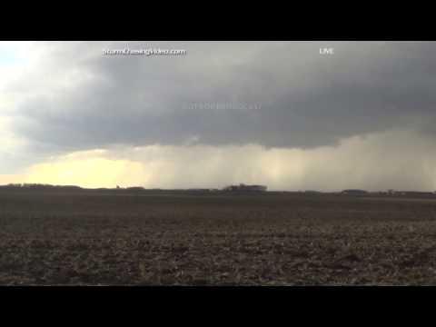 Tornado Chase, Minnesota - Live Stream