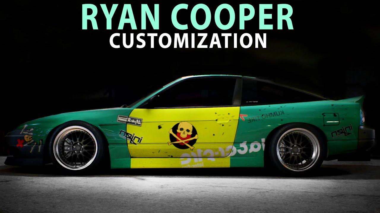 Nfs 2015 Nissan 180sx Ryan Cooper Cinematic Speed