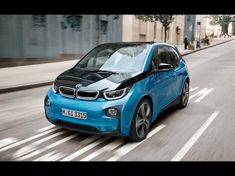 The all-electric BMW i3 advert (official)
