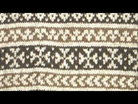 fair isle scotland sweater