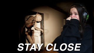 a demogorgan chased me | stay close