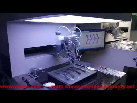 Fast Speed epoxy doming  Machine | automatic doming epoxy crystal on woman Flip Flops