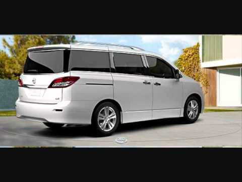 2012 nissan quest le 360 pearl white youtube. Black Bedroom Furniture Sets. Home Design Ideas