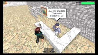 HOW TO GET PAINTING FROM PAINTING SHOP LUMBER TYCOON 2