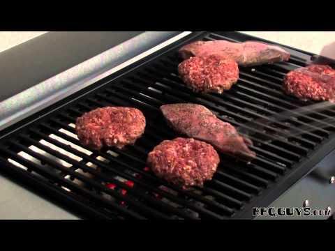 MHP Phoenix Grill Test - Charcoal