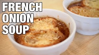 Easy French Onion Soup | The Hungry Bachelor