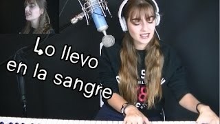 Zenobia - Lo llevo en la sangre | LIVE | Cover by Aries [subtitles]