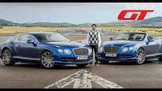 Bentley Continintal GT Speed 2015 بنتلي كونتيننتال جي تي سبيد