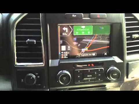 2015 ford f 150 car navigation interface hacking sync 2. Black Bedroom Furniture Sets. Home Design Ideas
