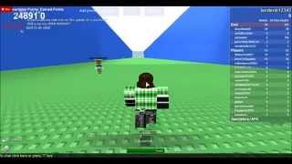 Roblox Showcase (Be Crushed By a Speeding Wall)