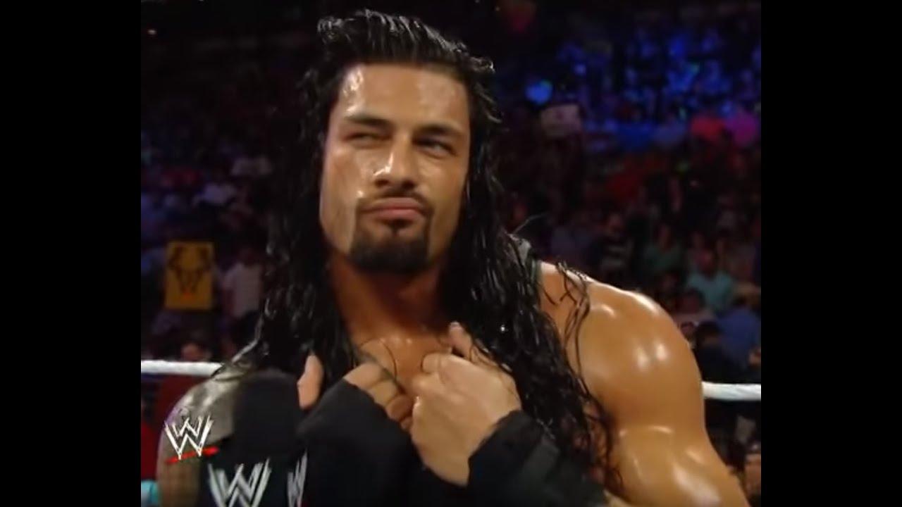 WWE Roman Reign...