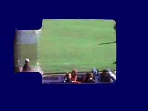 Stabilized Abraham Zapruder Film with Sound Track