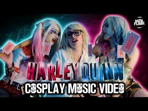 Harley Quinn Cosplay Music Video - Games - 동영상