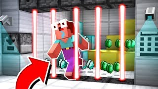 HOW TO GET WORKING LASERS IN MINECRAFT!