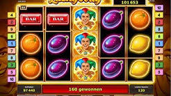Lucky Jolly kostenlos spielen - Novomatic / Novoline