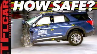 New Ford Explorer Misses The Mark: These Are The MOST Safe Family SUVs You Can Buy Today!