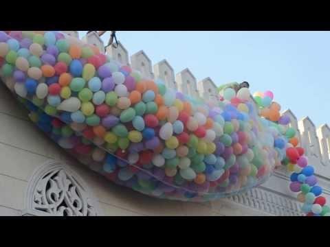 الاحتفال بعيد الفطر المبارك بعد صلاه العيد بمسجد الصديق_شيراتون_مصر الجديده