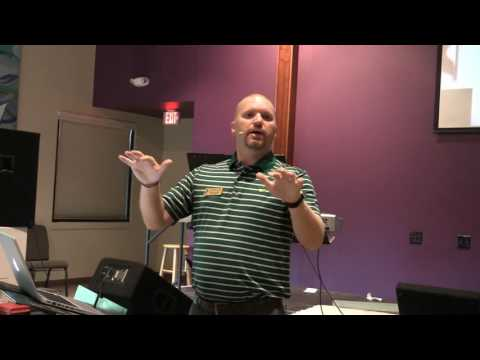 Adam Knight Reviews Current Events in the United Methodist Church