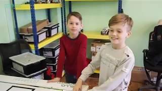 Задание Перевозчик. Lego Mindstorms  EV3 в Слободе