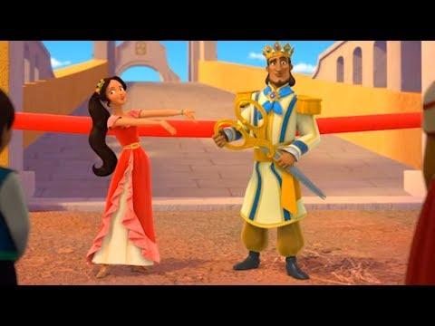 Елена - Принцесса Авалора, 2 сезон 14 серия - мультфильм Disney для детей
