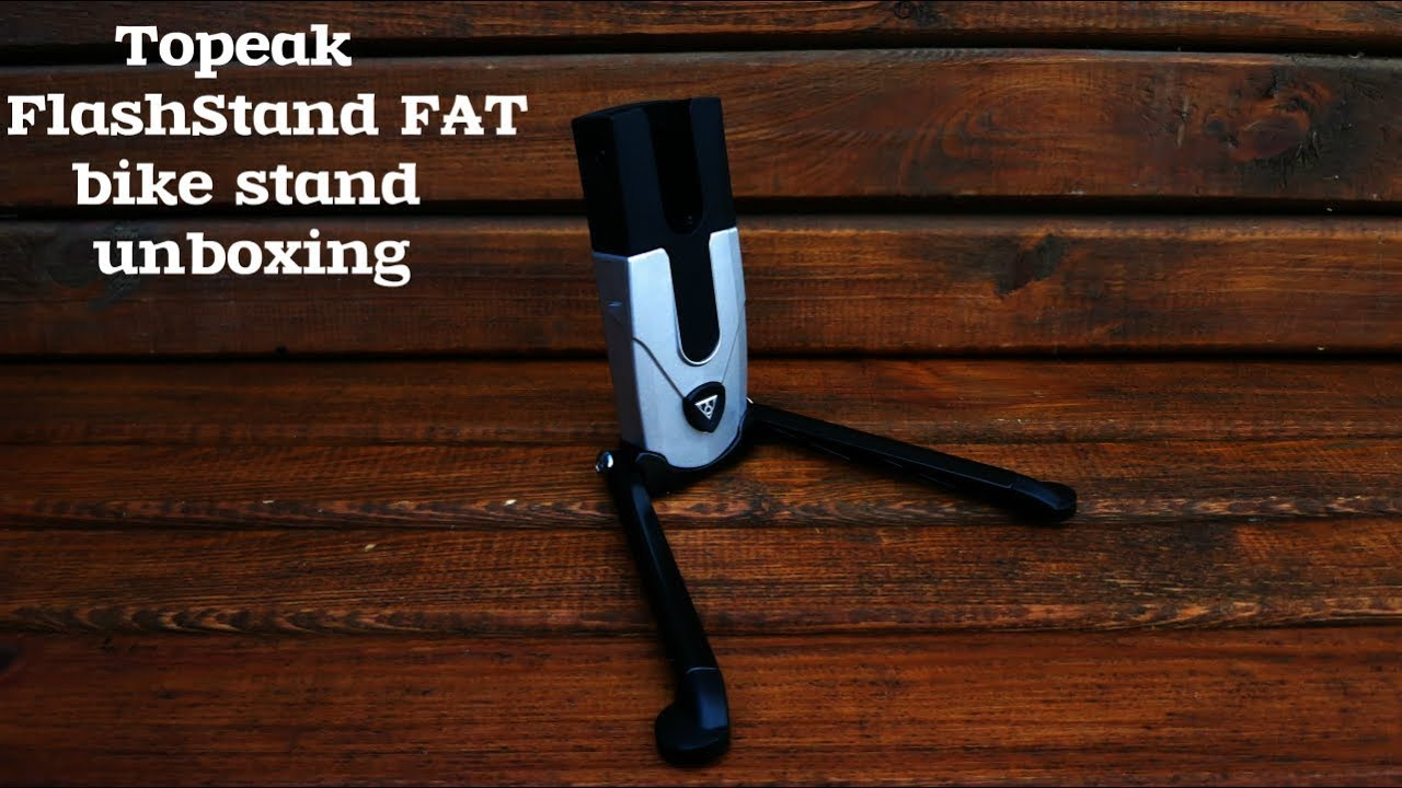 Topeak Flashstand Fat Bike Stand