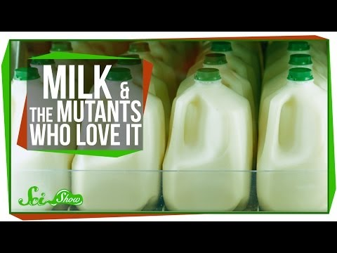 Milk, and the Mutants That Love It