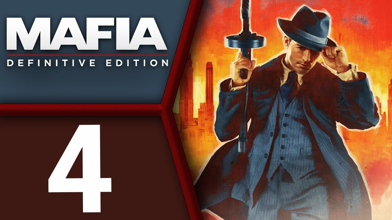 Mafia Definitive Edition playthrough pt4 - Death at a Funeral/Something Ain't Right...