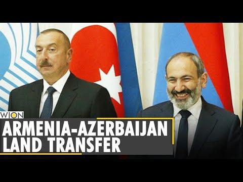 Azerbaijan to takeover Armenian territories in Nagorno Karabakh   World News   WION News