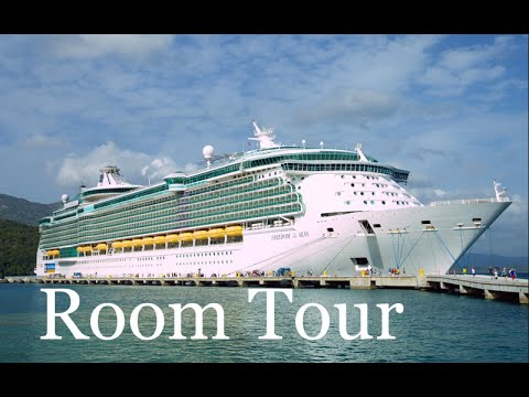 Royal Caribbean Independence Of The Seas Balcony Room Tour - Cruise ship independence
