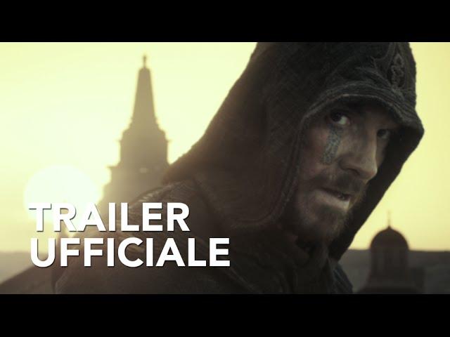 Assassin's Creed Film | Trailer Ufficiale #1 [HD] | 20th Century Fox