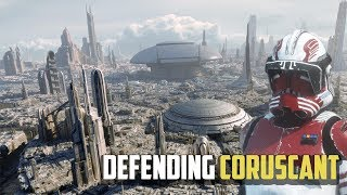 Why Conquering Coruscant is Strategically Difficult