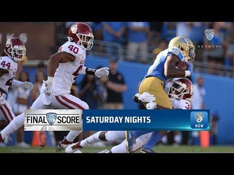 Highlights: UCLA falls to No. 5 Oklahoma at home, 48-14
