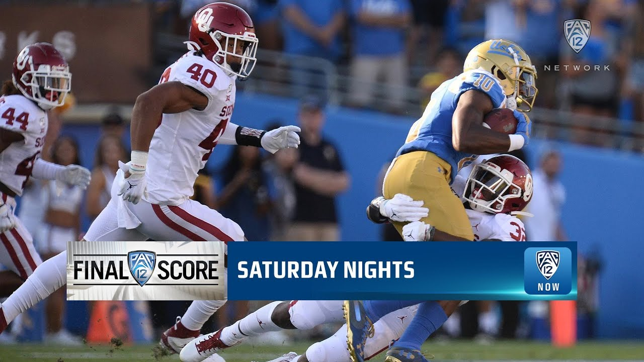 Oklahoma Sooners Football: OU beats up UCLA, 48-14