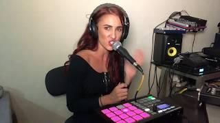 IDGAF - DUA LIPA (LIVE COVER/REMAKE) DJ NATALIA MOON