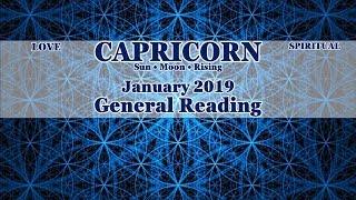 CAPRICORN | Challenges B4 Greatness! Jan 2019 Love, Spiritual, & General Tarot Reading
