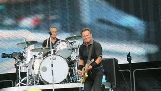Bruce Springsteen - Badlands - Adam Raised a Cain - Live at Goffertpark Nijmegen, Netherlands 2013