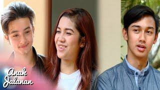 Adam Dan Raya Bahagia Mondy Gak Cemburuan Anak Jalanan 16 September 2016